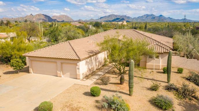7525 E MONTERRA Way, Scottsdale, AZ 85266