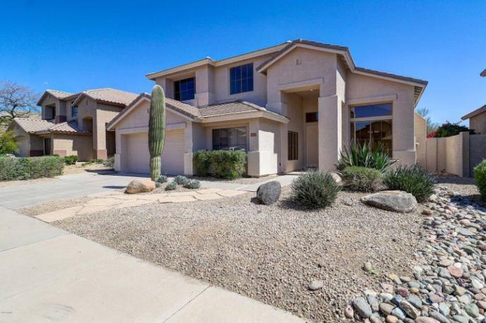 7749 E BUTEO Drive, Scottsdale, AZ 85255