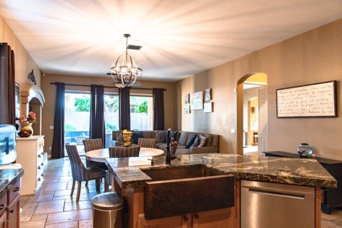 Kitchen/ Great Room