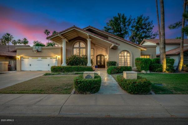 8678 E CHERYL Drive, Scottsdale, AZ 85258