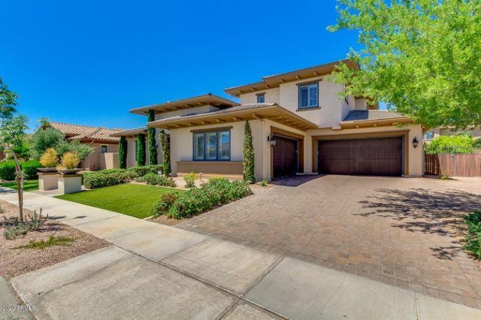 282 W MALIBU Drive, Chandler, AZ 85248