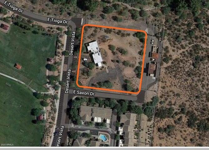11843 N DESERT Vista, Fountain Hills, AZ 85268