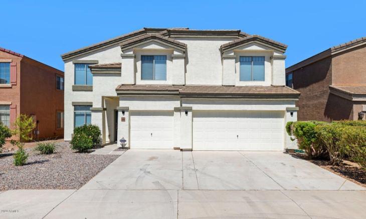 19152 N SAN JUAN Street, Maricopa, AZ 85138