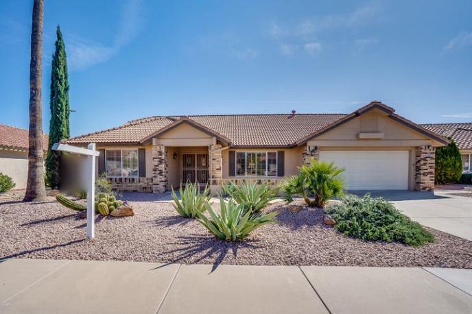 14805 W BLUE VERDE Drive, Sun City West, AZ 85375