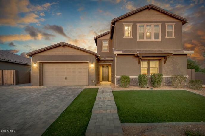 4367 S ELLESMERE Street, Gilbert, AZ 85297