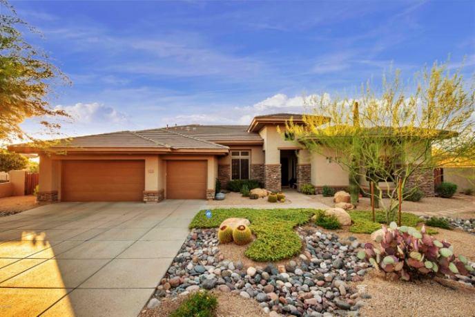 7906 E BALAO Drive, Scottsdale, AZ 85266