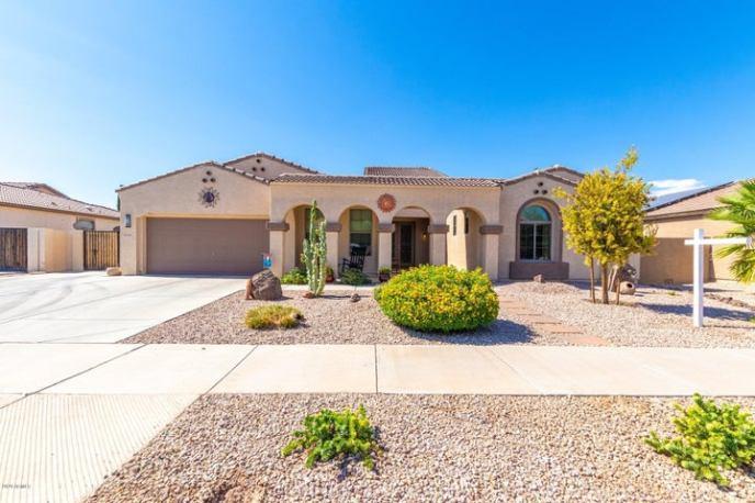 21851 E CHERRYWOOD Drive, Queen Creek, AZ 85142