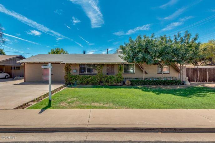 626 N PARSELL, Mesa, AZ 85203