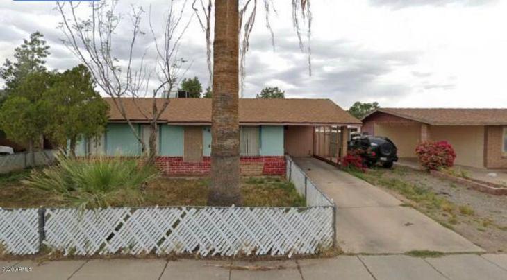 7442 W DESERT COVE Avenue, Peoria, AZ 85345