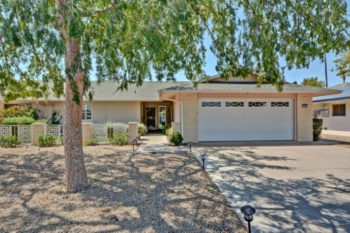 13047 W DESERT GLEN Drive, Sun City West, AZ 85375
