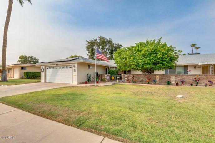 10706 W KELSO Drive, Sun City, AZ 85351