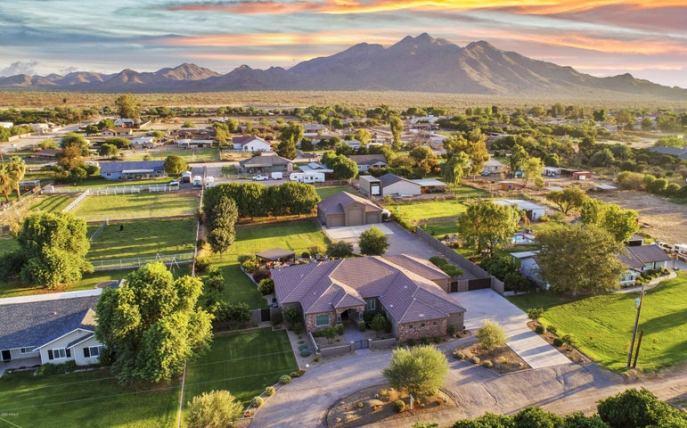 18121 E WATFORD Drive, Queen Creek, AZ 85142