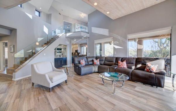 Main House great room