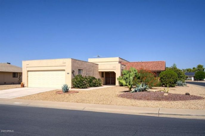 12602 W ALLEGRO Drive, Sun City West, AZ 85375