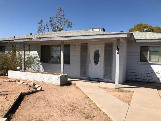 734 W PADRE KINO Drive, Coolidge, AZ 85128