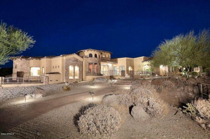 7848 E COPPER CANYON Street, Mesa, AZ 85207