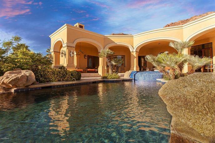 Camelback Mountainside 4836 East White Gates Drive Phoenix MLS#6152333