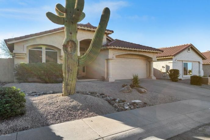 4437 E RANCHO CALIENTE Drive, Cave Creek, AZ 85331