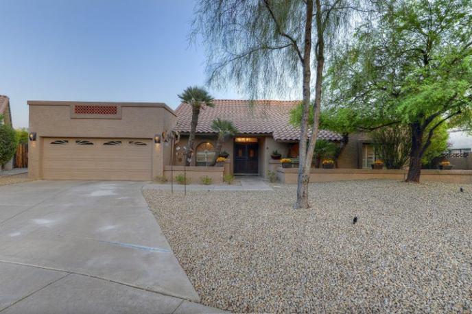 8689 E THOROUGHBRED Trail, Scottsdale, AZ 85258