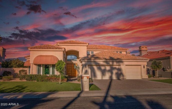 9958 E BAYVIEW Drive, Scottsdale, AZ 85258