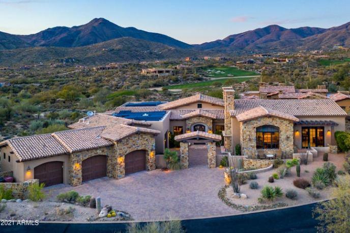 Stunning custom home built by Tierra Custom Homes
