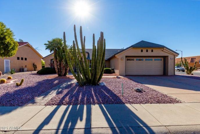 14635 W SKY HAWK Drive, Sun City West, AZ 85375