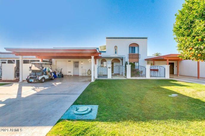 10641 W AUDREY Drive, Sun City, AZ 85351