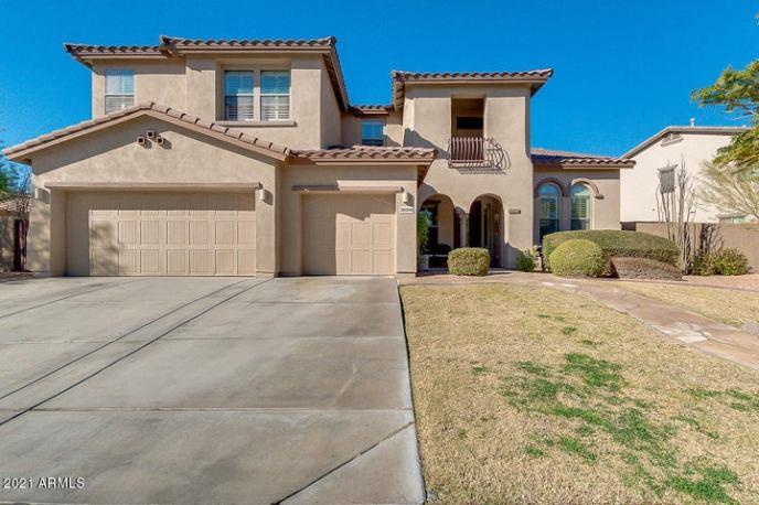 30198 N 123RD Lane, Peoria, AZ 85383
