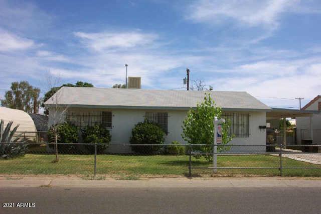 3735 W MONTE VISTA Road, Phoenix, AZ 85009