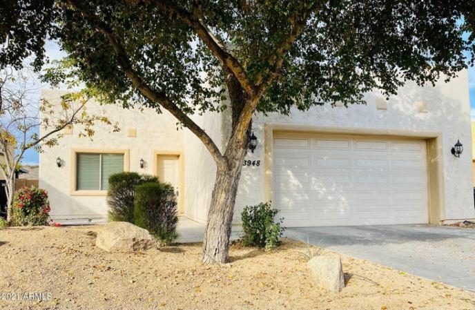 3948 W Salter Drive, Glendale, AZ 85308