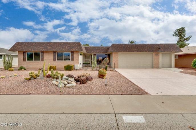 14601 N CAMEO Drive, Sun City, AZ 85351