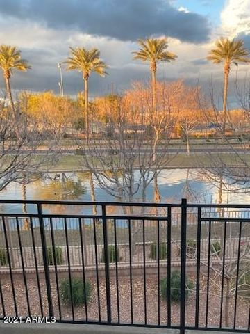 Wow - enjoy an amazing water view from your patio