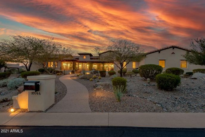 10744 E COPA DEL ORO Lane, Gold Canyon, AZ 85118