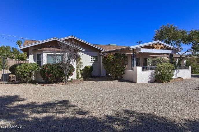 Nestled in the lovely subdivision of Rancho Vista.