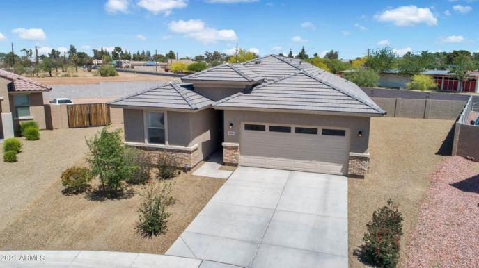 8641 N 61ST Drive, Glendale, AZ 85302