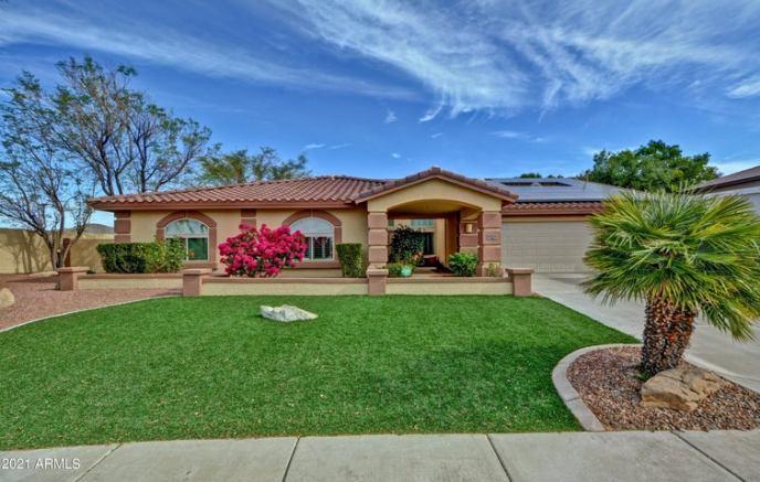 8272 W CIELO GRANDE Avenue, Peoria, AZ 85383