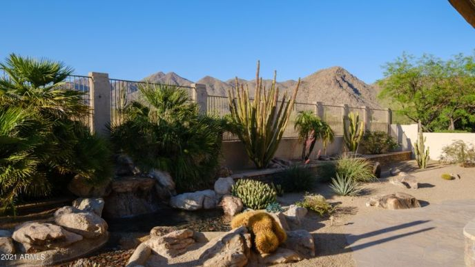 Unobstructed Views of the McDowell Mountains!