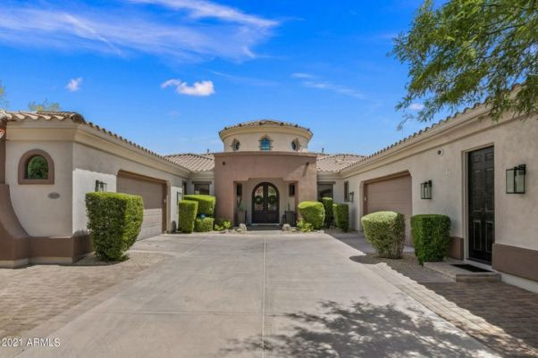 Single level on a quiet street just steps from community park and tennis courts