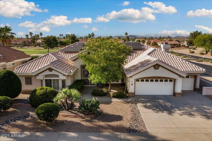 15104 W WHITEWOOD Drive, Sun City West, AZ 85375