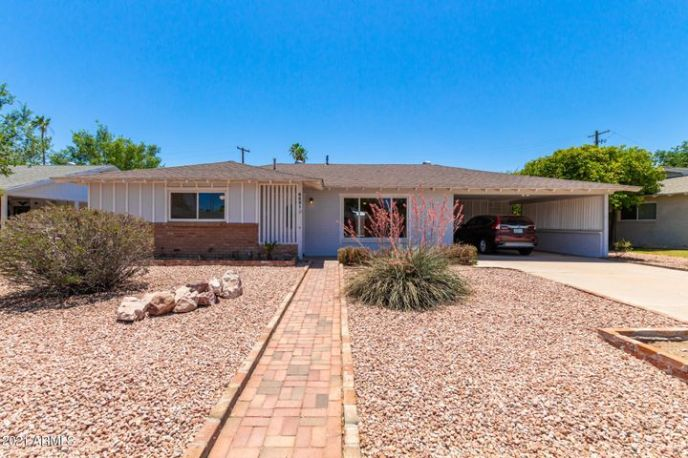 6431 E Lewis Avenue, Scottsdale, AZ 85257