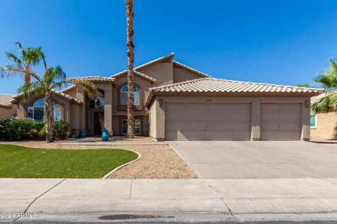 1161 W REDONDO Drive, Gilbert, AZ 85233