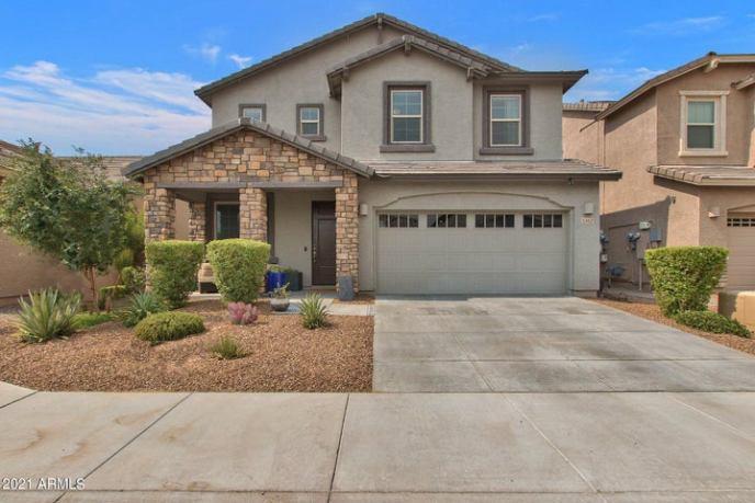 5362 W HACKAMORE Drive, Phoenix, AZ 85083