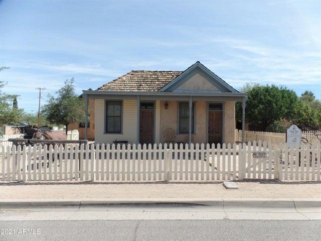 102 E FREMONT Street, Tombstone, AZ 85638