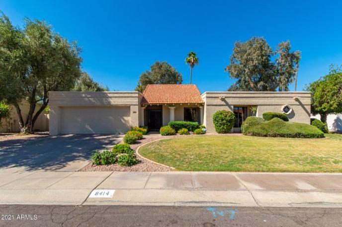 8414 E SHETLAND Trail, Scottsdale, AZ 85258