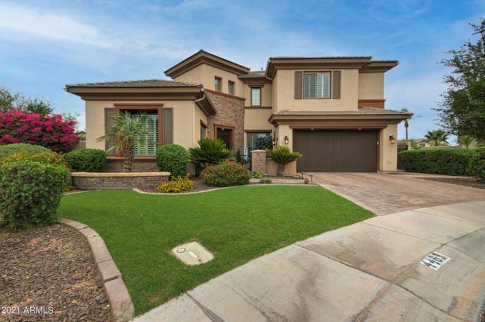 4463 S OREGON Court, Chandler, AZ 85248