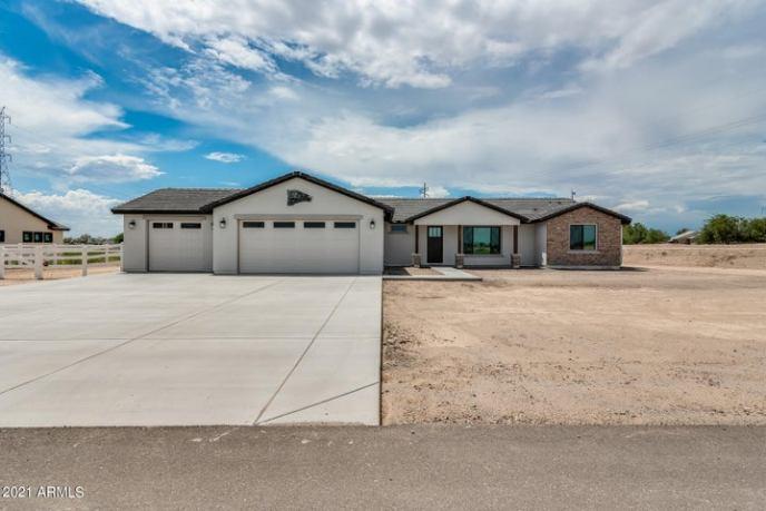 2814 S 222ND Avenue, Buckeye, AZ 85326
