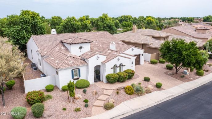 3694 E SAN PEDRO Place, Chandler, AZ 85249
