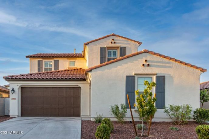 20494 W DELANEY Drive, Buckeye, AZ 85396