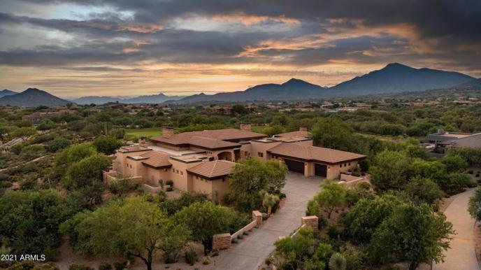11128 E MESQUITE Drive, Scottsdale, AZ 85262
