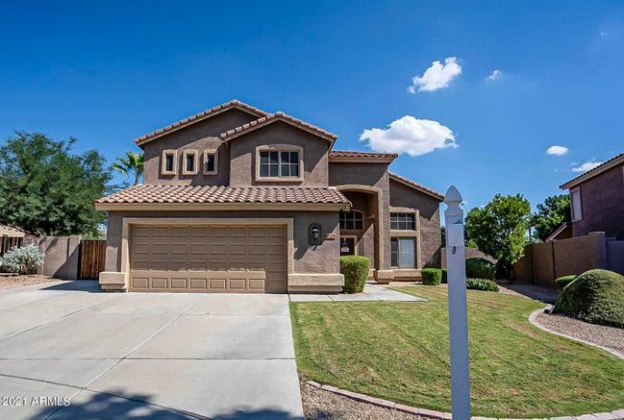 21229 N 67TH Drive, Glendale, AZ 85308